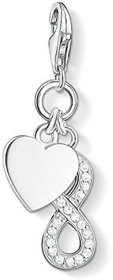 Thomas Sabo Pendant Heart with Infinity Clasp Style Charms
