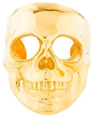 Tom Binns Skull Cuff