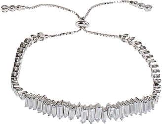 Kenneth Jay Lane CZ by Cz By Plated Adjustable Bracelet