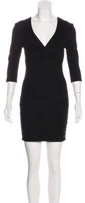 Pierre Balmain Sheath Mini Dress