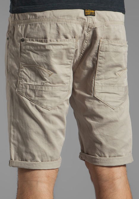 G Star G-Star New Radar Tapered 1/2 Short