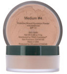 BeingTRUE Protective Mineral Foundation SPF 17 Powder - Medium 4