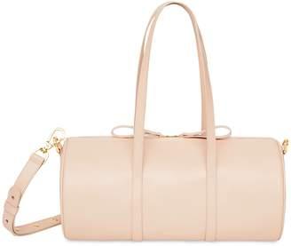 Mansur Gavriel Lamb Mini Duffle Bag - Rosa