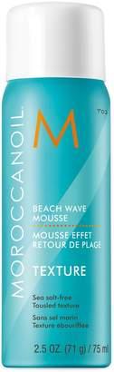 Moroccanoil R) Beach Wave Mousse