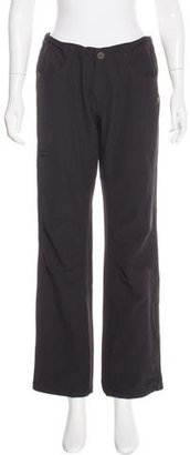 The North Face Low-Rise Wide-Leg Pants $175 thestylecure.com
