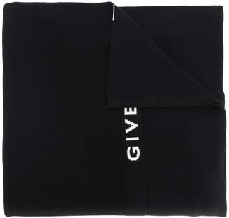 Givenchy logo scarf
