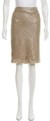 Rebecca Minkoff Knee-Length Sequins Skirts