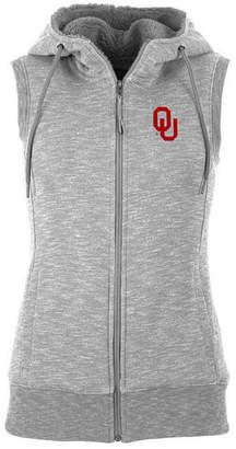 Antigua Women Oklahoma Sooners Blitz Vest