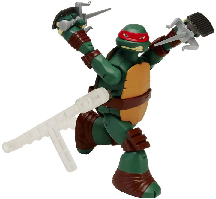 Teenage Mutant Ninja Turtles Ninja Action Raph