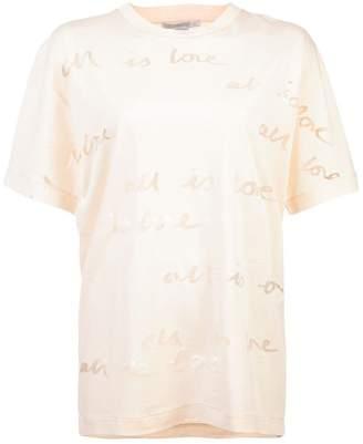 Stella McCartney crew neck T-shirt