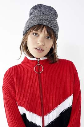 Urban Outfitters Ann Jersey Knit Beanie