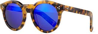 Illesteva Leonard II Mirror Sunglasses