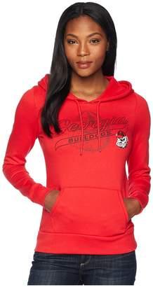 Champion College Georgia Bulldogs Eco University Fleece Hoodie Women's Sweatshirt
