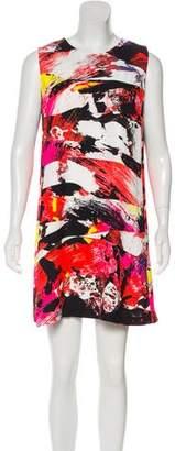Kenzo Printed Sleeveless Dress w/ Tags
