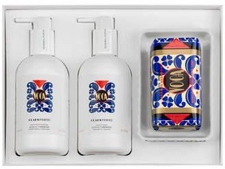 Claus Porto VOGA Liquid Soap Body Moisturizer Soap Gift Set