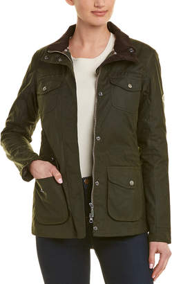 Barbour Rhossili Wax Coastal Collection Jacket