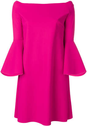 Chiara Boni bell sleeves dress