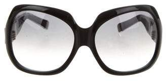 DSQUARED2 Oversize Gradient Sunglasses