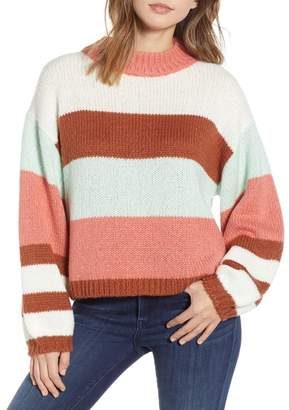 BP Stripe Sweater