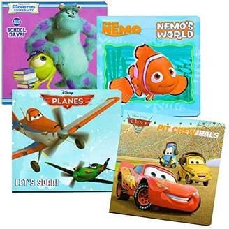 Disney Disney® Favorites Board Books - Planes, Finding Nemo, Cars, Monsters University (Set of 4)