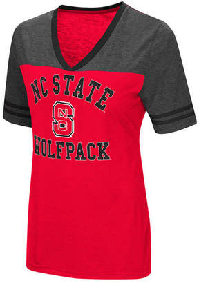 Colosseum Women's North Carolina State Wolfpack Whole Package T-Shirt