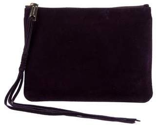 Rebecca Minkoff Suede Kerry Pouch w/ Tags