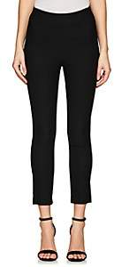 Derek Lam 10 Crosby Women's Stretch-Cotton Crop Leggings - Black