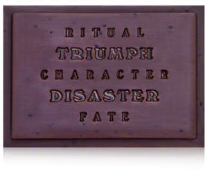 Triumph and Disaster Shearer's Soap