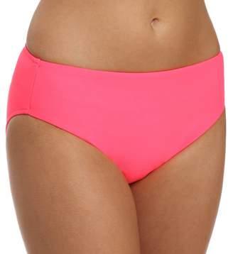 Seafolly Women's Goddess Reg Retro Power Pant Bikini Bottom