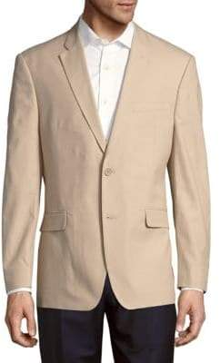 Tommy Hilfiger Slim-Fit Notch Collared Sportcoat