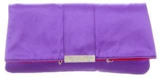 Dolce & Gabbana Embellished Satin Clutch