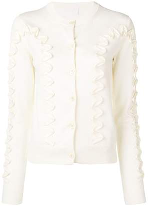 See by Chloe ribbon trim cardigan