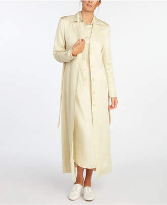The Cause Collection Abbott Women Lightweight Trench Coat