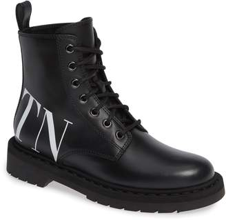 Valentino VLTN Combat Boot