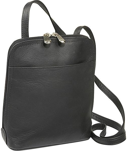 Le Donne Leather U-Zip Mini
