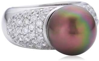Giorgio Martello Milano Women's Ring Sterling Silver 925 304309540