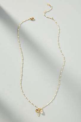 Anthropologie Daydreamer Charm Necklace