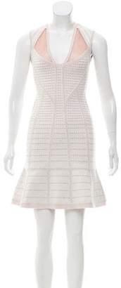 Herve Leger Natalija Bandage Dress