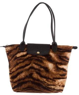 Longchamp Tigre Le Pliage Tote