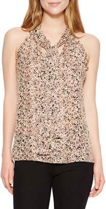 Parker Allie Sleeveless Silk Blend Blouse