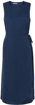 Oliver Bonas Bliss Blue Midi Dress
