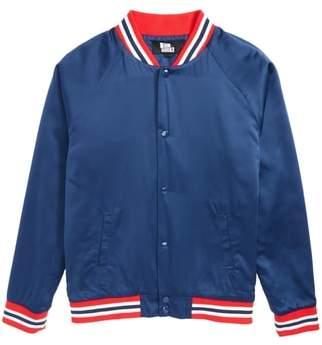 Elwood 5th and Ryder Water Resistant Varsity Jacket
