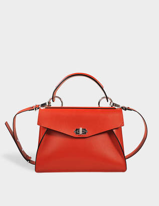 Proenza Schouler Medium Hava Top Handle Smooth Leather bag