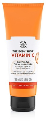 The Body Shop Vitamin C Daily Glow Exfoliating Cleansing Face Polish