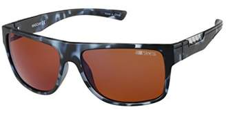 Nascar Overdrive 105P Polarized Rectangular Sunglasses