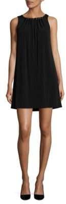 Studded Shift Dress