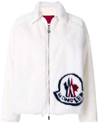 Moncler Gamme Rouge branded jacket