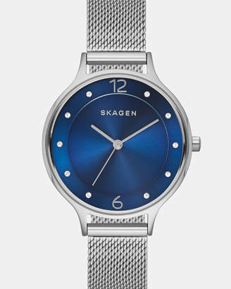Skagen Anita Silver-Tone Analogue Watch