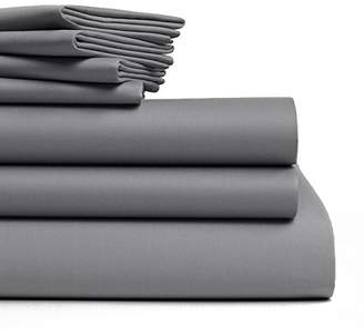 +Hotel by K-bros&Co Hotel Sheets Direct 4 Piece Premium Microfiber Bed Sheet Set - 1600 Series