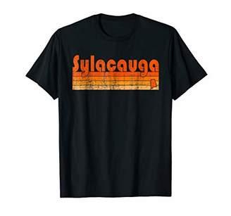 Retro 80s Style Sylacauga AL T-Shirt